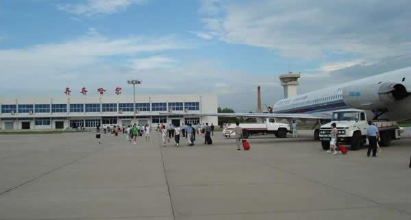 齐齐哈尔空港口岸