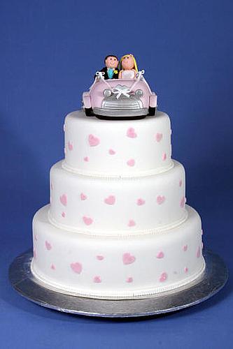 Самые оригинальные свадебные торты