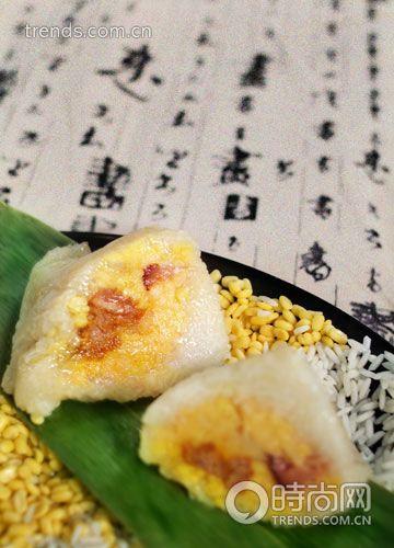 Традиционное блюдо праздника Дуаньу - ?цзунцзы?
