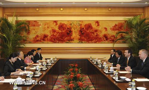 Китай поддерживает региональные обмены и сотрудничество с США -- Дай Бинго