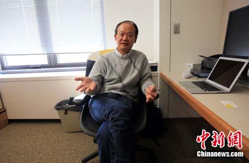 李凯:从中国炼铜工人到美国工程院院士