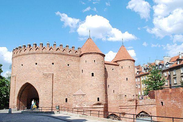 [Путешествие по миру] Путешествие по Польше во время Евро-2012