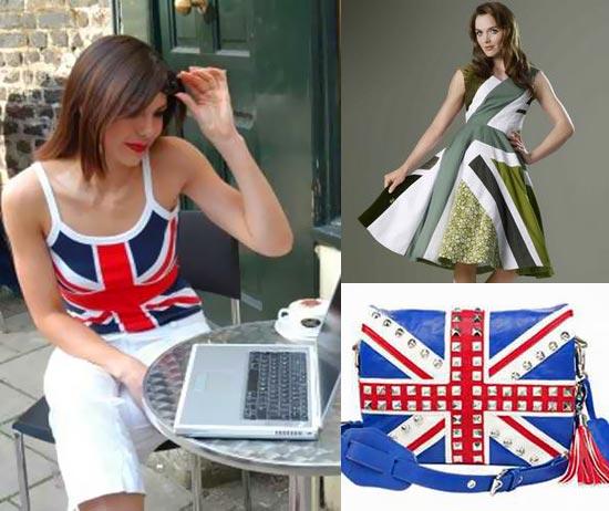 английский флаг фото