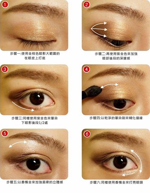 化妆的基本步骤.ppt