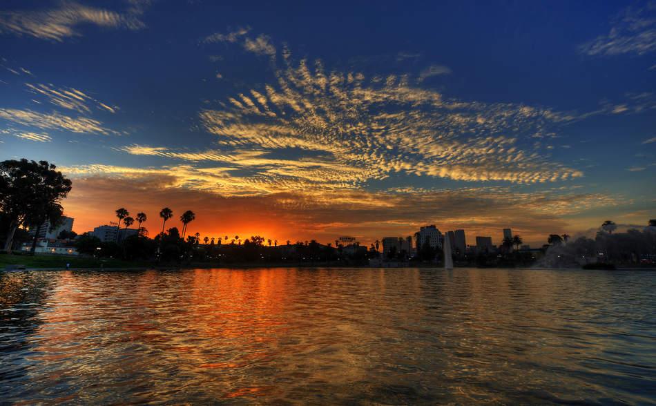 Закат солнца картинки фото