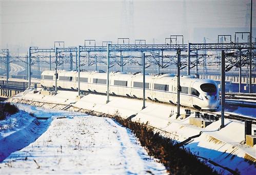 高速鉄道哈大斉旅客専用線、2015...