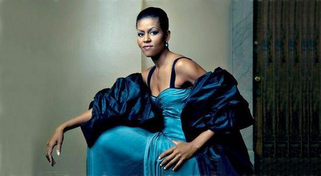 Самый любимый бренд одежды Мишель Обамы – DVF
