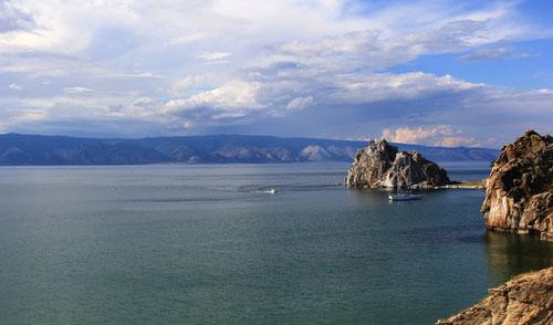 跟着李健,一起领略 贝加尔湖畔 的风情