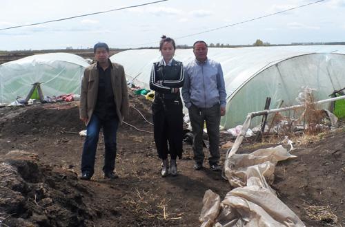 【农业】海伦市农村信用社4.5亿资金助力春耕生产