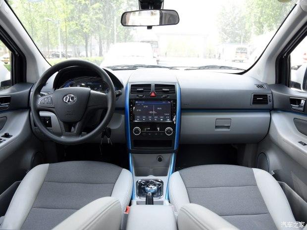 售17.69万元 北汽新能源新款EV160上市