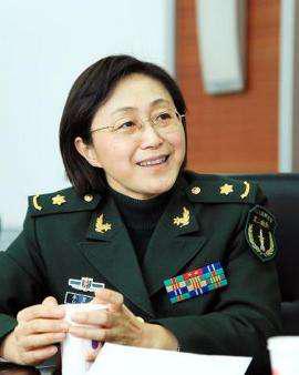 중국미사일정보화건설 공신 조선족 리현옥장군