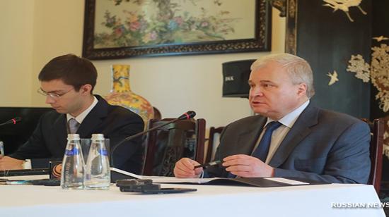 Посол РФ в КНР: встреча лидеров БРИКС в Сямэне станет одним из важнейших событий общемирового политического календаря 2017 года