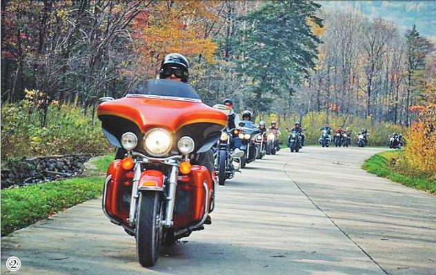 亚布力枫叶之旅 重新理解公路旅行