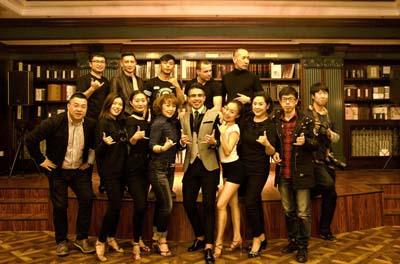 Молодежь из разных стран массово танцевала сальсу в Харбине
