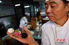 Нематериальное культурное наследие Шанхая – маленькие баоцзы «Наньсян»