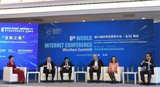 6th World Internet Conference opens in China's Zhejiang