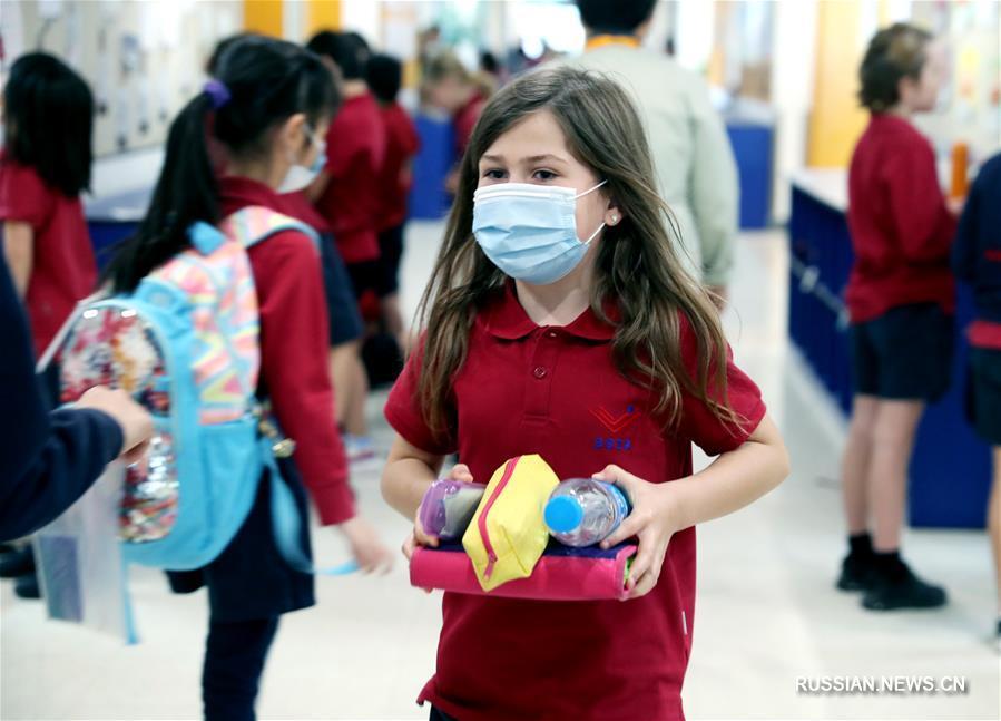 780 иностранных школьников вернулись за парты в Сучжоу