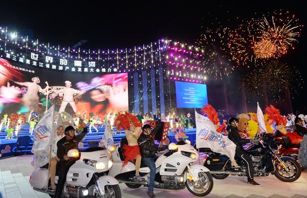 Друзья из России направили поздравительные письма, чтобы пожелать полного успеха в работе Третьей Хэйлунцзянской конференции по развитию туристической индустрии
