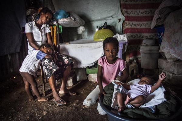 海地儿童的悲惨奴隶生活