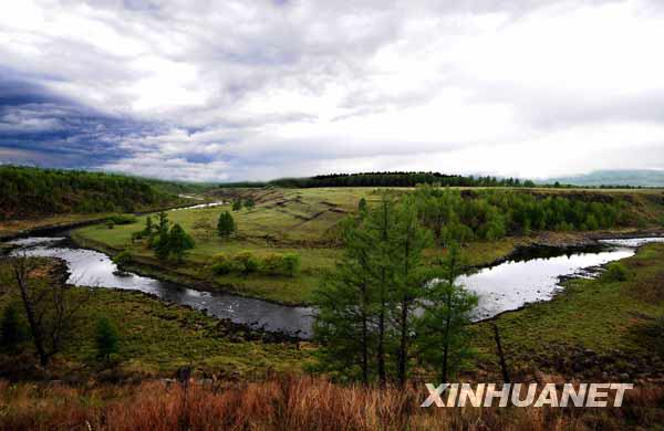 Aershan Mountain Inner Mongolia