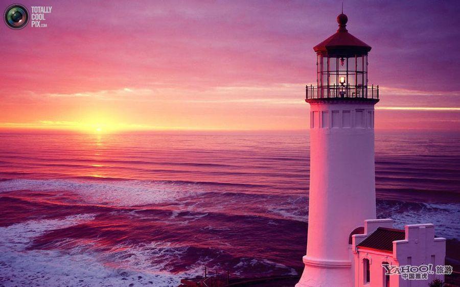 Самые красивые маяки в мире