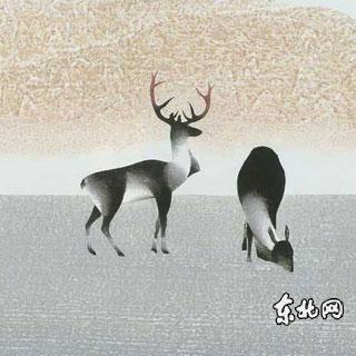 北大荒版画改变了我国木刻版画以黑白为主的