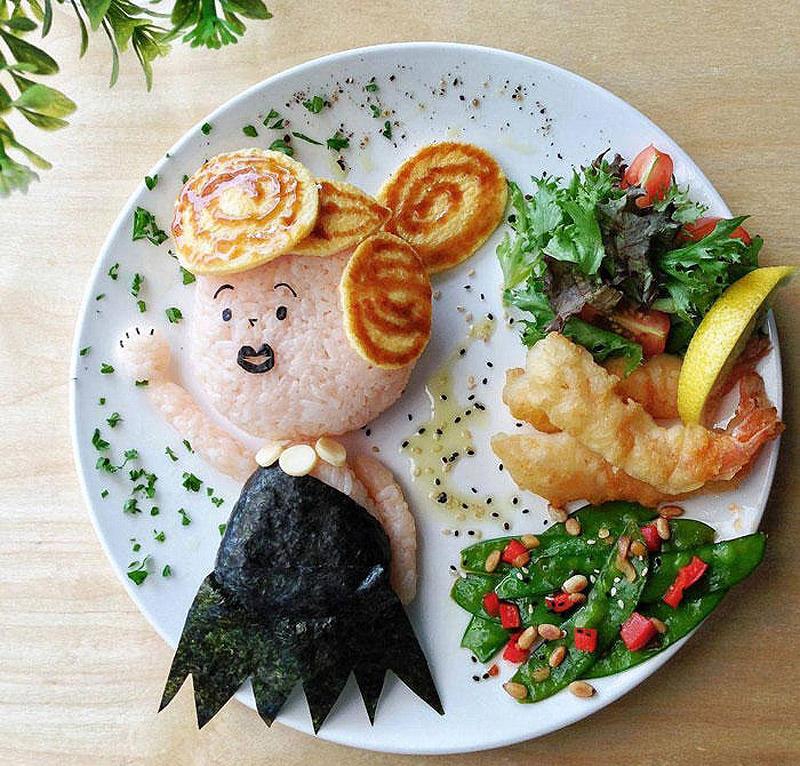 Задачки картинках, блюда в картинках для детей