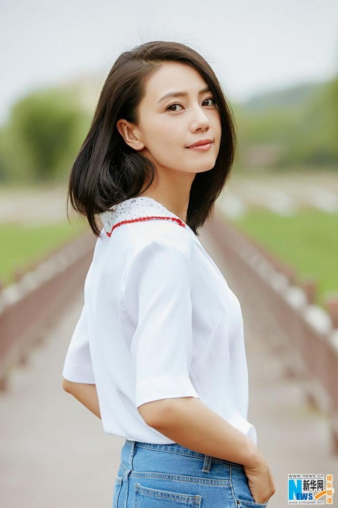 Актриса гао ли фото