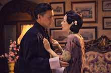Международная звезда Чжан Цзыи создает классический стиль