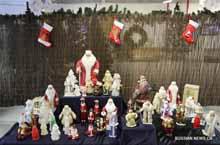 Музей-фабрика новогодних украшений в Минске