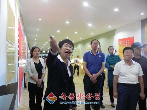 요하현 령남조선족촌에 '동북항일련군 제7군 진렬관' 개관